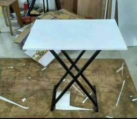 Meja lipat meja makan meja dagang