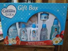 Box sabun dan lotion
