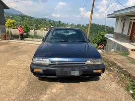 BU Honda Accord 87