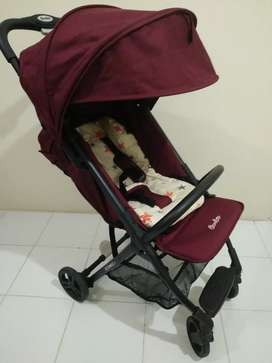 Dijual Cepat Coco Latte Iconic + Stroller