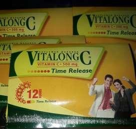 VitalongC Vitamin C 500mg