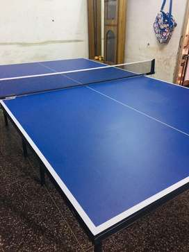 Brand new Table tennis standard table: fixed Price