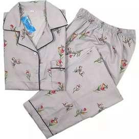 Piyama wanita dewasa celana panjang velisha