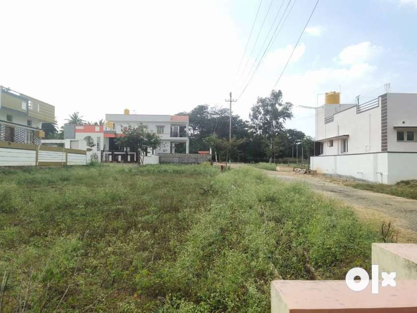BDA site for sale in banashankari 6th stage 0