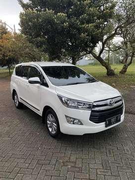 Toyota innova / inova G Desel / Solar 2018 matic Putih