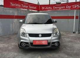 Cicilan Murah Mocil Suzuki Swift 15L GT2 AT 2012