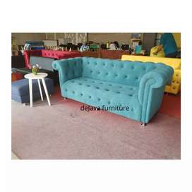 Sofa single luxury. Jaguar. Produksi sendiri
