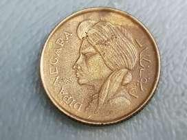 Uang Kuno 25 Sen Dipanegara