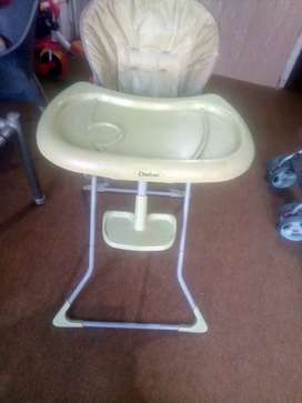Baby dining sitting chair