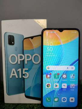Hp Oppo A15  Second
