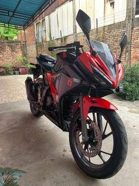 Honda CBR 150 Facelift