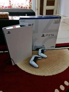 PS5 INDO SSD 1TB + STICK ORI