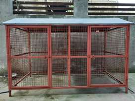 Double Heavy metal cage