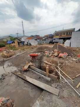 Jasa sipil dan konstruksi pembikinan rumah