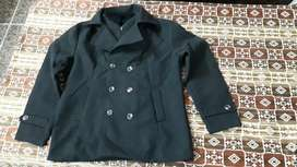Woolen Coat For Men XL Size
