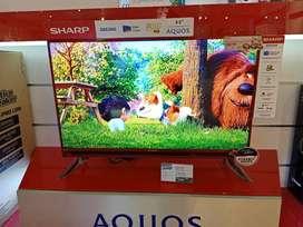 LED TV 40INC SHARP bisa CICILAN TANPA KARTU KREDIT