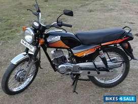 VINTAGE MOTORCYCLE-SAMURAI