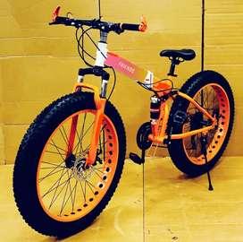 fat Folding cycle 21 shimano gear