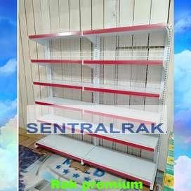 Rak gondola baja pabrik indonesia