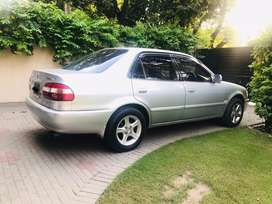 Corolla 2 XE saloon Limited