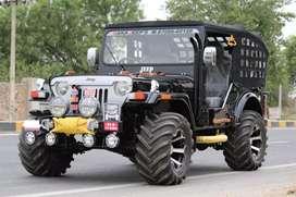Stylish open willyz jeep