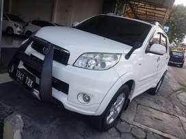 Toyota Rush G manual 2012 putih