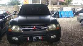 PAJERO DiD DIESEL A/T 2000