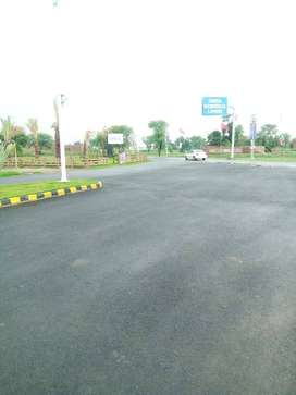 2 Marla commercial plot for sale on easy installments