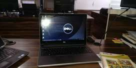 dell laptop 5558 1 Year old Touch Screen laptop