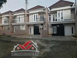Rumah Cluster Desain Mewah Cipayung Jakarta Timur