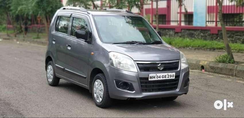 Maruti Suzuki Wagon R 1.0 LXi CNG, 2013, CNG & Hybrids 0