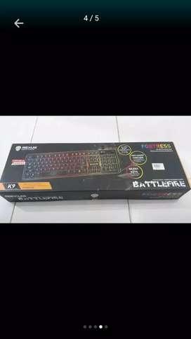 Keyboard Rexus K9 battle fire