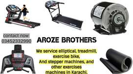 Treadmill Repair And Service In karachi