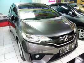 "HONDA, JAZZ S 1.5 At "" ABU""  2014"