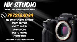 6k Wedding event photography videography BEST cost