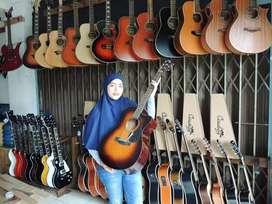 Gitar yamaha fxs315c ori
