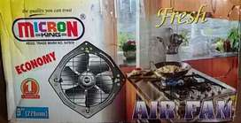Exhaust Fan Make :: Micron Size 9 inches