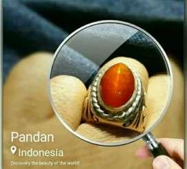 Cincin Batu Pandan Redish