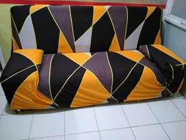 Sofa bed bekas bagus dan kwalitas