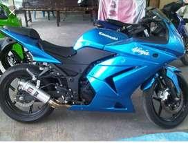 Kawasaki 250 thn 2011