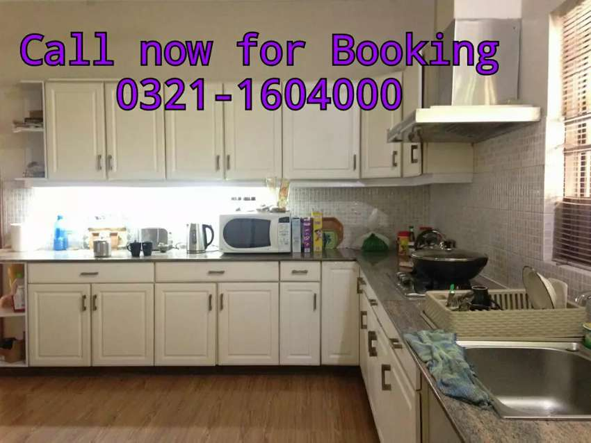 DHA Lahore one kanal indepented guest house for families only 0