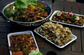 Chef spesialis seafood & aneka nasi goreng