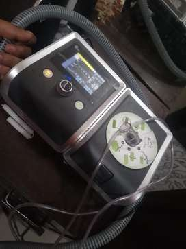 BiPAP Machine with Humidifier of BMC Brand .  O