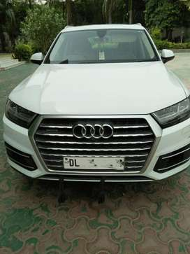 Audi Q7 45 TDI Technology Pack + Sunroof, 2017, Diesel