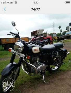 2016 Royal Enfield Classic 28500 Kms