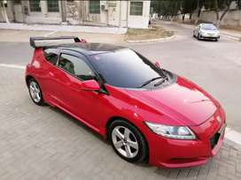 Honda CRZ Sports on easy installment