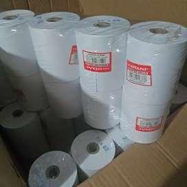 kertas struk kasir paper roll Hvs 75x65