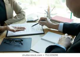 Rq. A female account cum office assistant for ca firm at chandni chowk