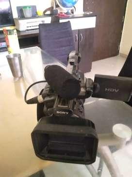 Sony Z7 Video Camera very good condition