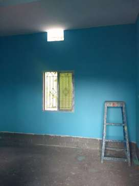 1bhk room for rent ,new building , 24 hours water supply